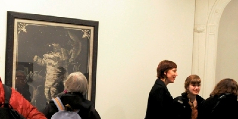 Stenersenmuseet: Video som utforsking av maleri