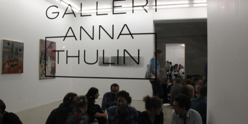 Galleri Anna Thulin åpnet i Stockholm