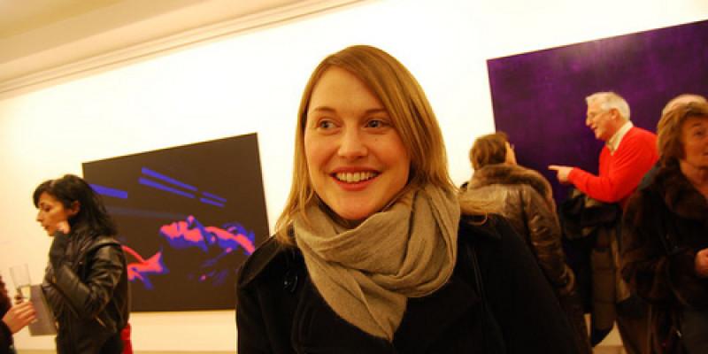 Ane Mette Hol vinner av Statoil Art Award