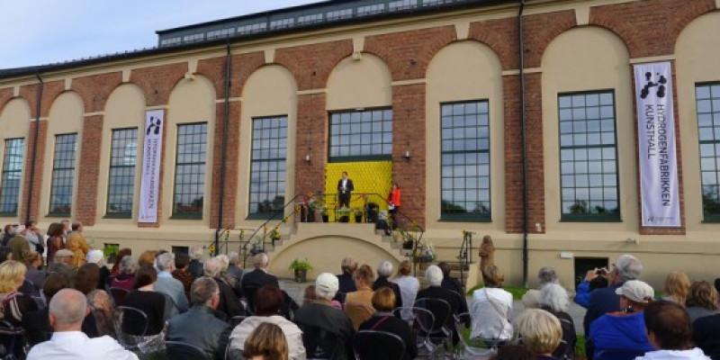 Hydrogenfabrikken Kunsthall avvikles