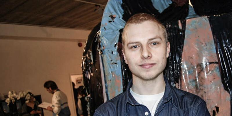 Fredrik Værslev blir Festspillkunstner i Bergen