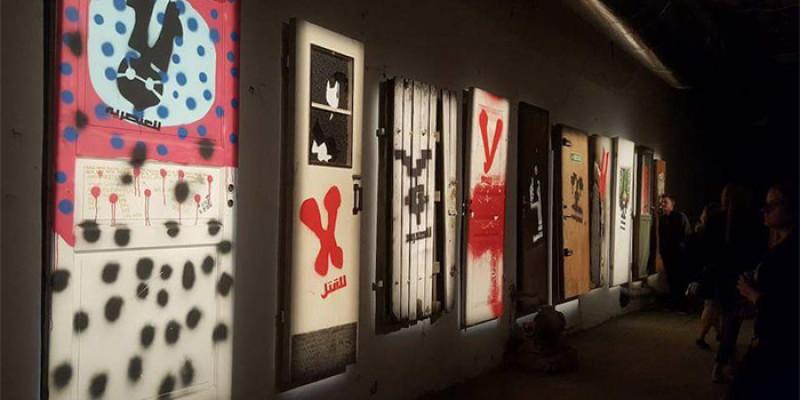 Kalligrafittikunstneren som trosser krig og urettferdighet