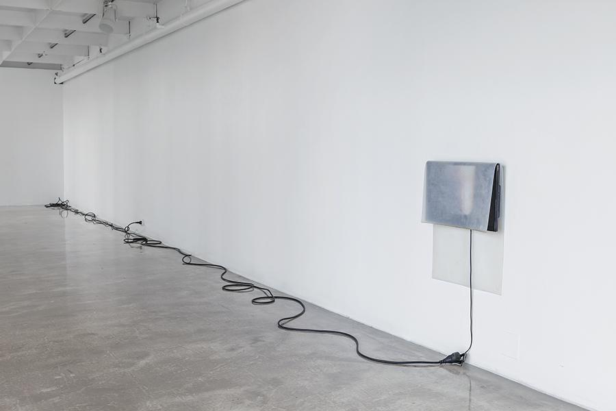 Thora Dolven Balke, Attachments, 2015. Foto: Kristiansand Kunsthall/Tor Simen Ulstein