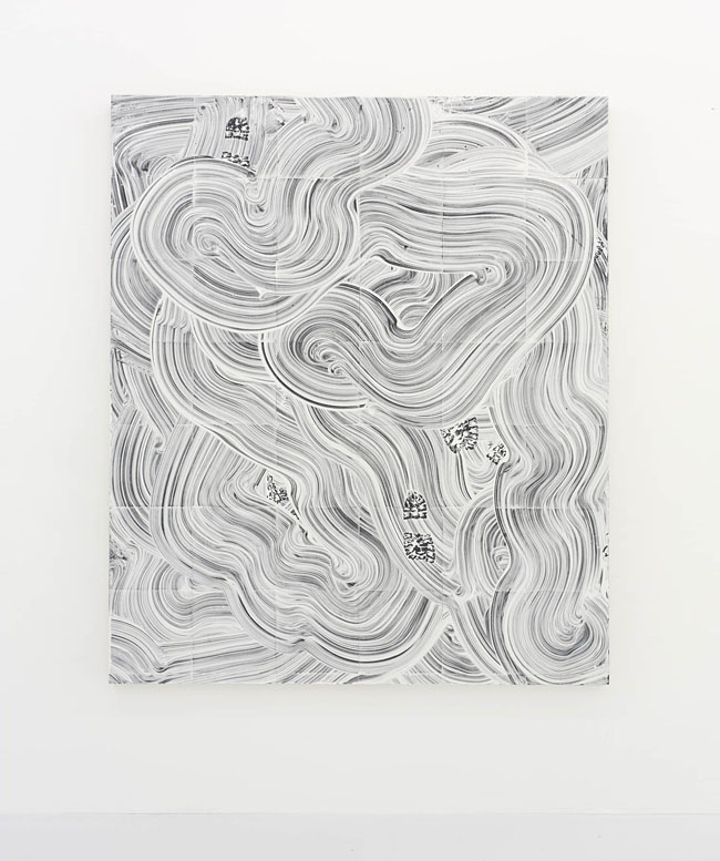 Evan Robarts, Lost In Space I, 2015. Courtesy of The Hole