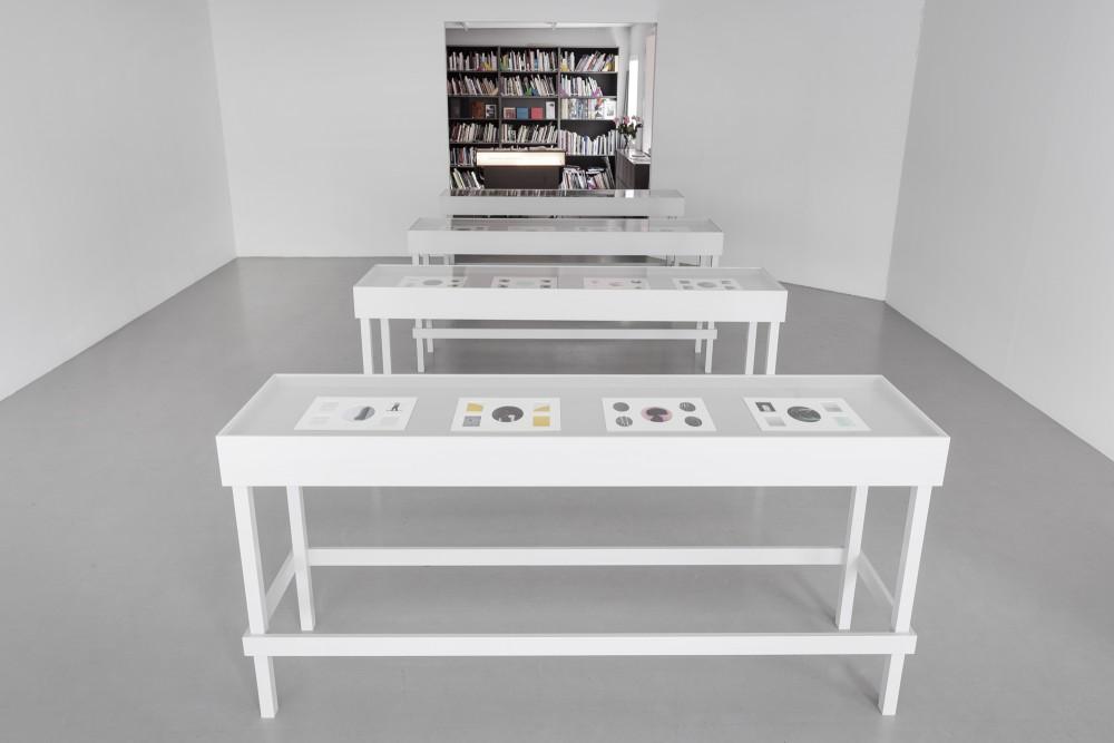 Sophy Rickett og Bettina von Zwehl, Album 31, installasjonsfoto. Foto: Fotogalleriet
