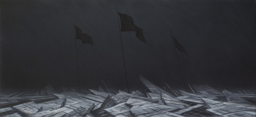 Christopher Rådlund, ANARCHISM WILL RISE AGAIN, 2015.