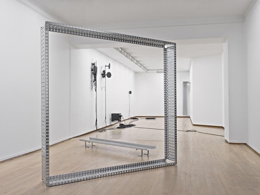 Ignas Krunglevičius, Transparent, 2015. Exhibition view at Kunstnerforbundet, Oslo.