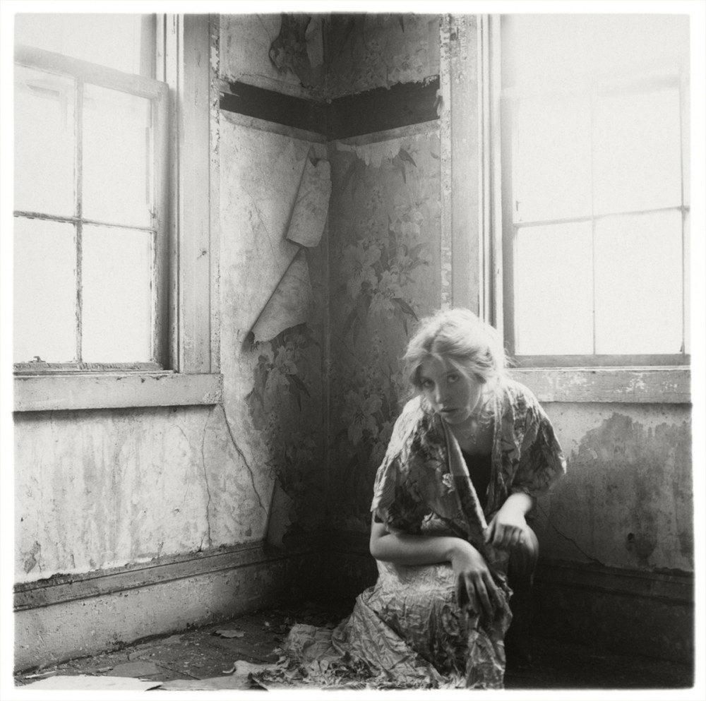 Francesca Woodman, Untitled, Providence, Rhode Island, 1975-78 © George and Betty Woodman