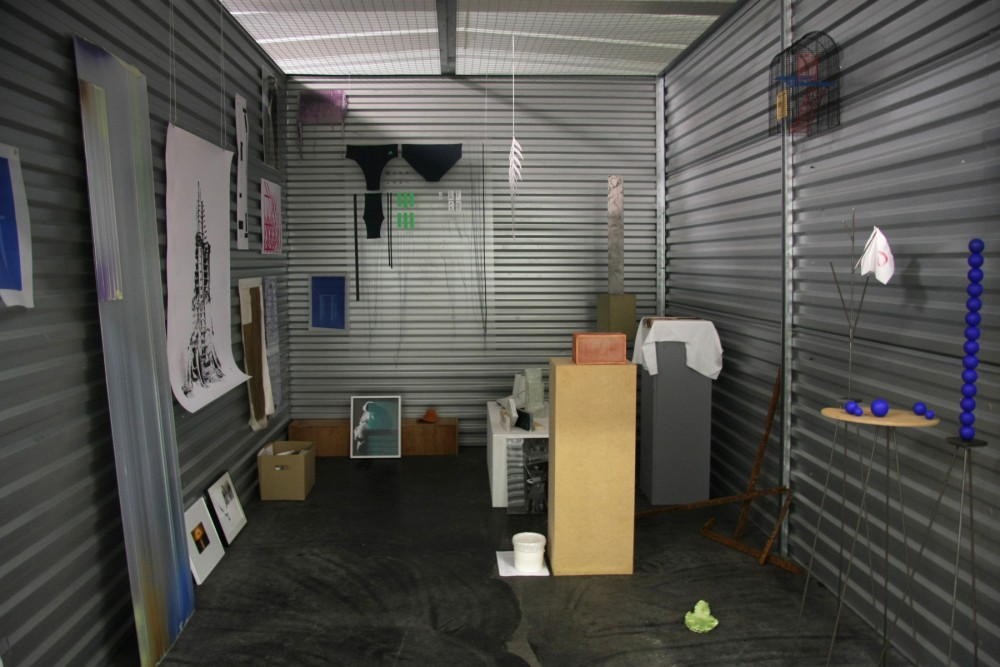 Another Space, Self-storage. Foto: Nicola Louise Markhus