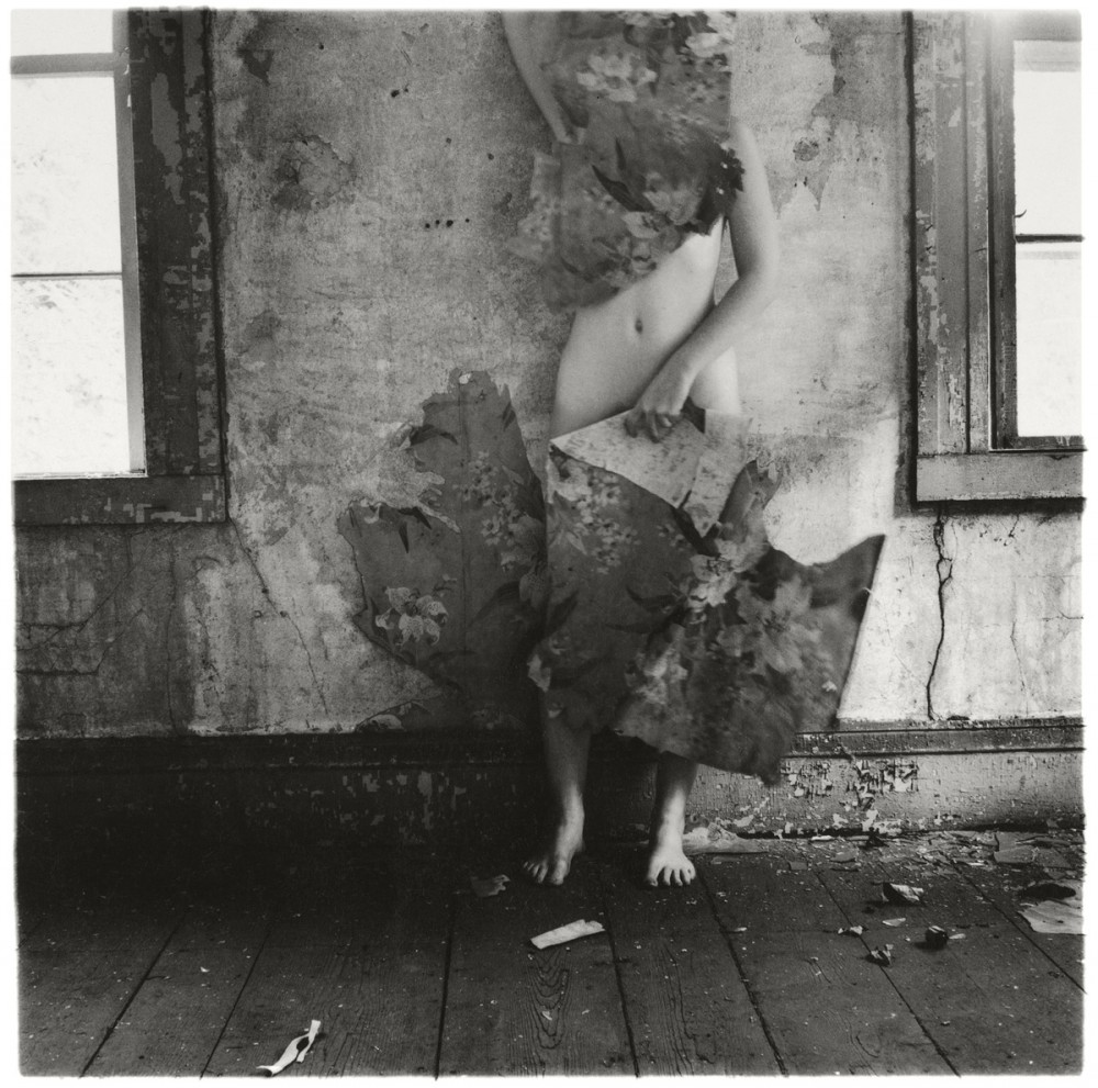 Francesca Woodman, From Space, 1976 © Betty and George Woodman