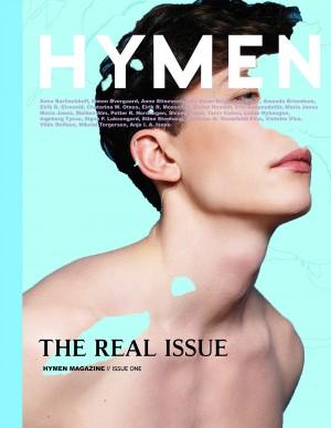 forsiden fra HYMEN_therealissue_01-2