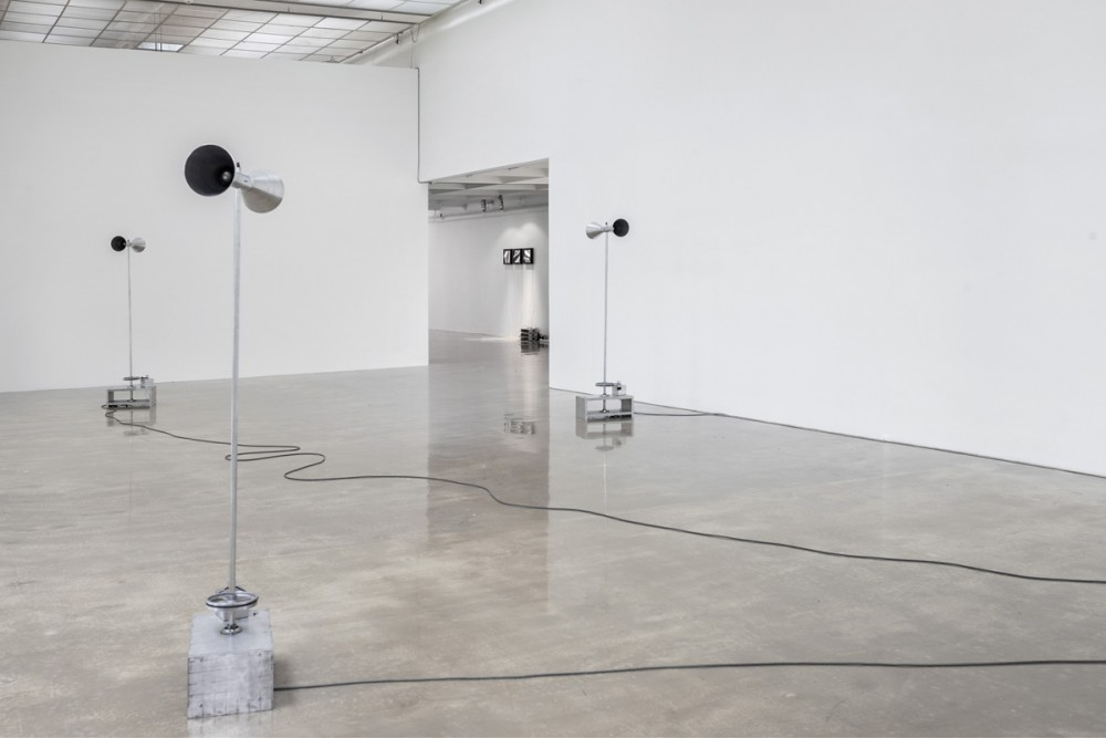 Aernoudt Jacobs, Phantom Melodies, 2015. Foto: Tor Simen Ulstein. Courtesy Kristiansand Kunsthall