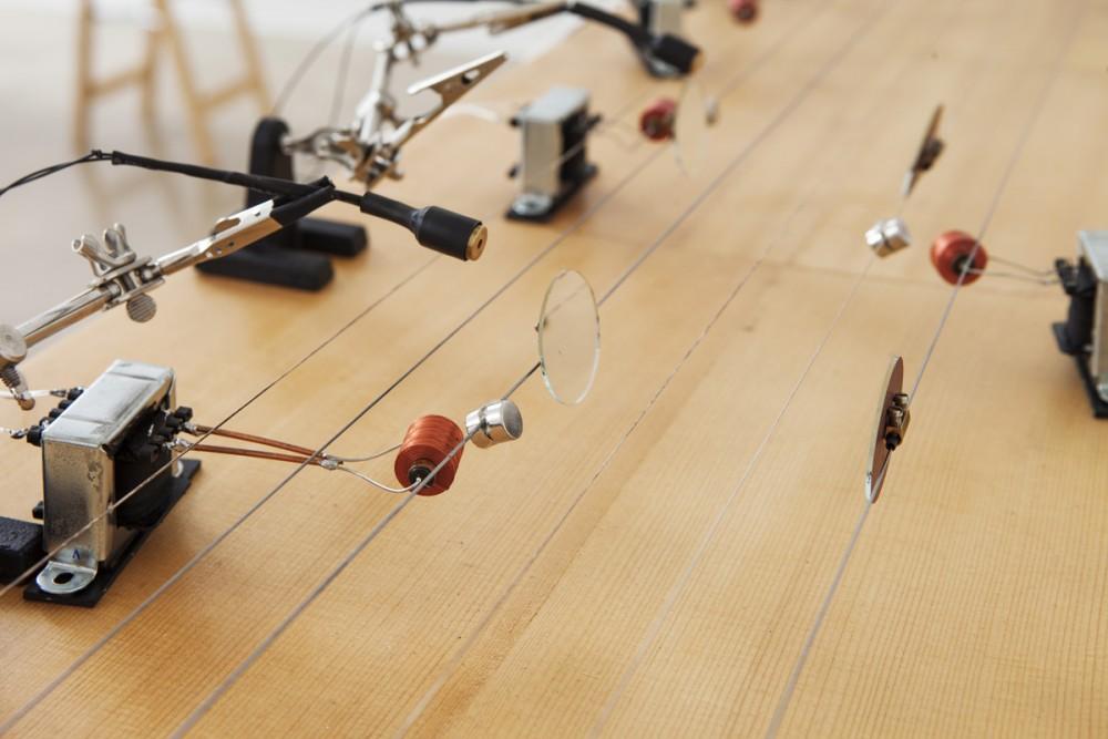 lissajous string