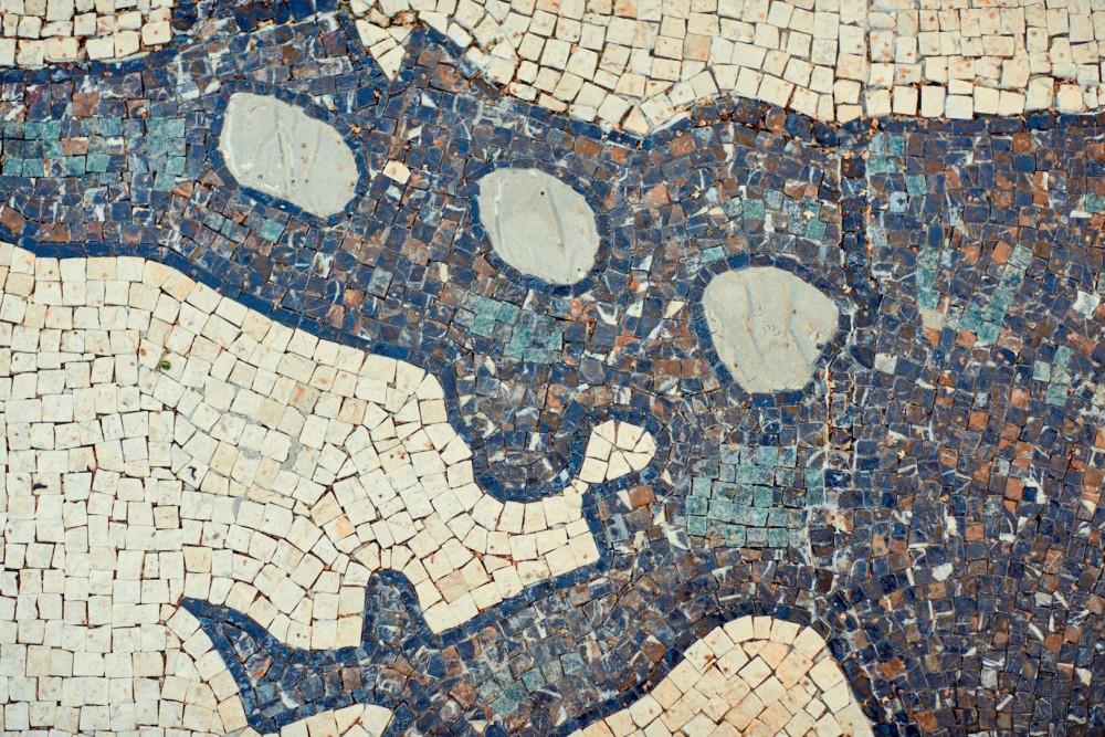 Jumana Manna, Mappa Mundi, detalj. Foto: Erik Berg Johansen