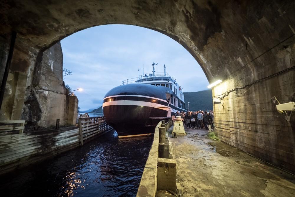Vengsøy ferry. Photo: David Per Martinsen, The Fear Machine. Photo: David González