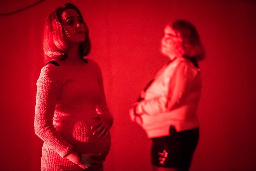 Kirsten Astrup, Night Club Torpedo, performance. Foto: David González