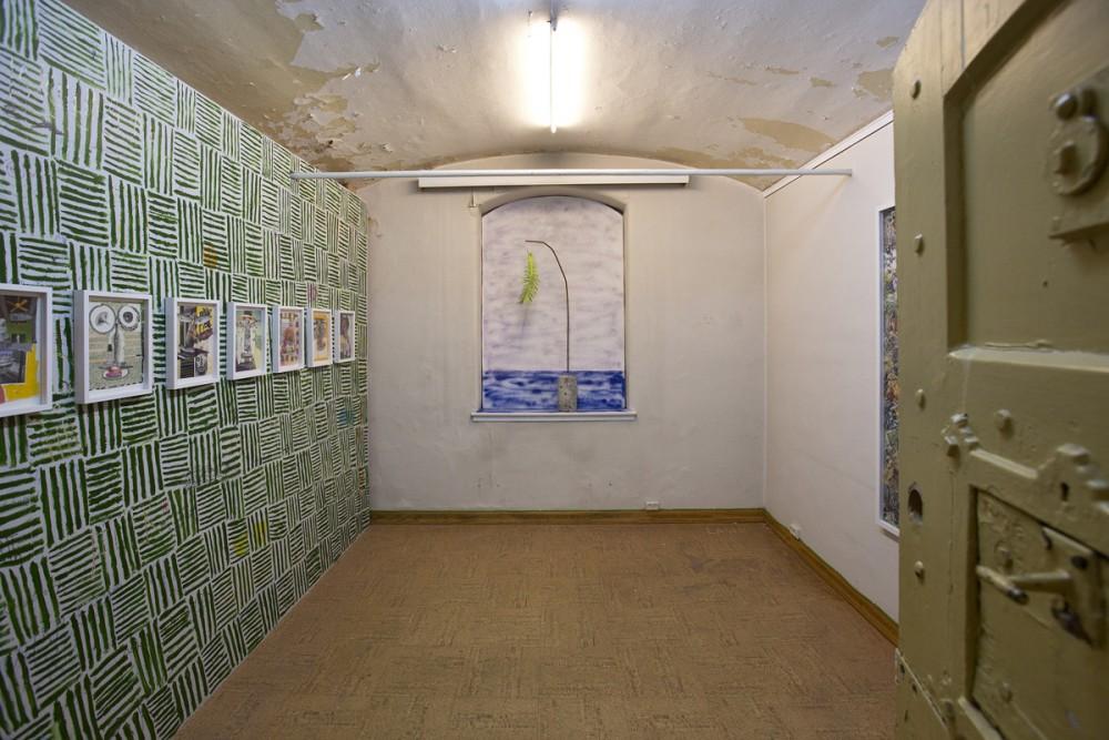 Lasse Årikstad, installation view. Photo: Kobie Nel, courtesy LOKALT 2015