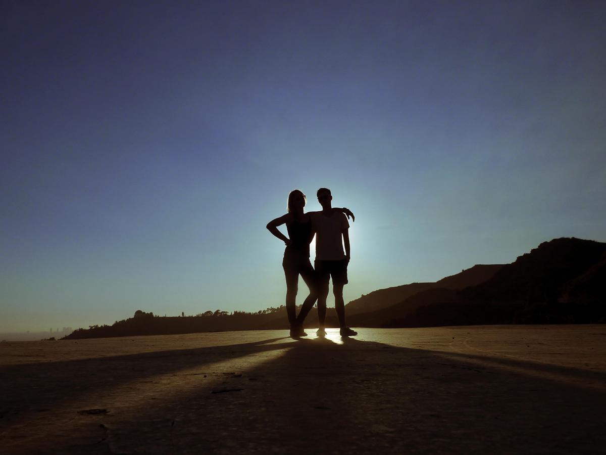"Zackary Drucker and Rhys Ernst, Relationship #19, ""Three Years of ZackaRhys"", 2008-2013. Courtesy Luis De Jesus Los Angeles"
