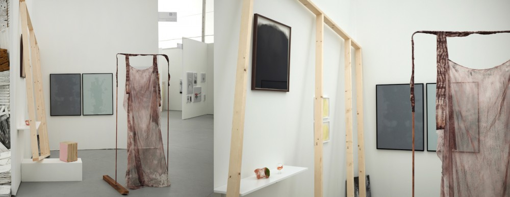 Installation view of booth at Untitled 2015 Miami. ©Elin Melberg of Prosjektrom Normanns