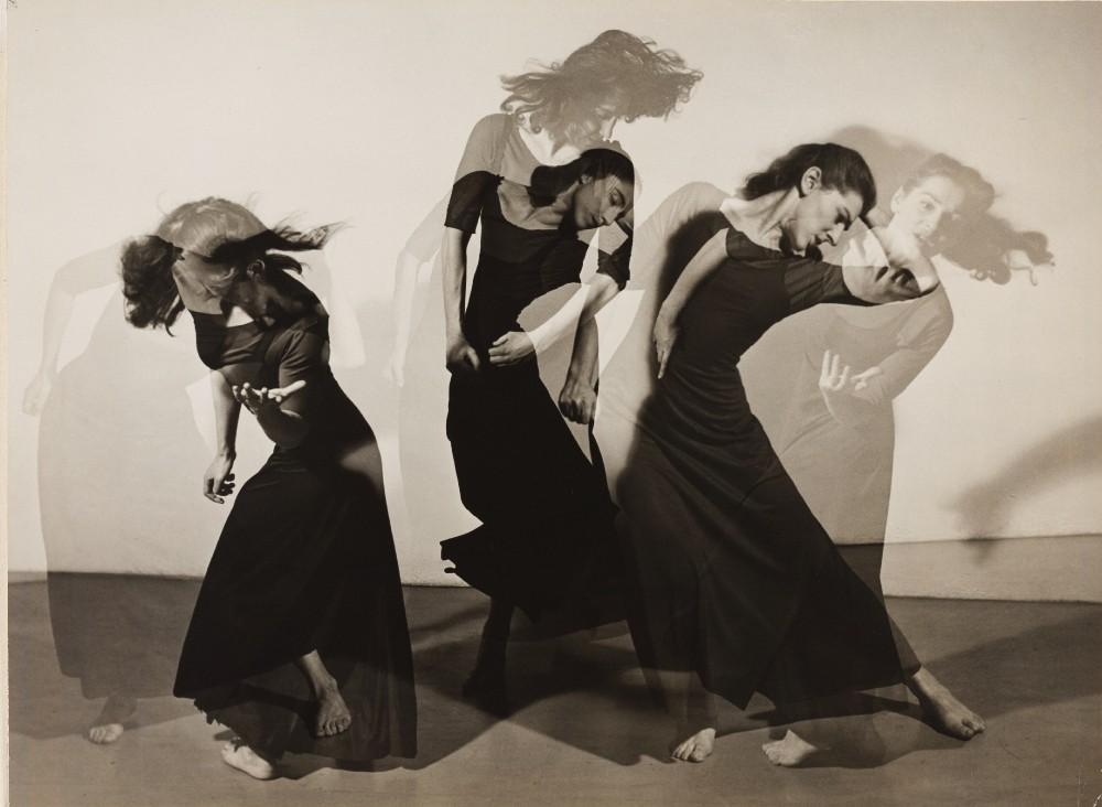 Barbara Morgan, We are three women – We are three million women, 1938. Munchner Stadtmuseum, Munich Allemagne © Münchner Stadtmuseum, Sammlung Fotografie.