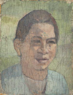 Ivan Aguéli, Egyptisk kvinne I, 1914. Foto: Lars Engelhardt, Prins Eugens Waldemarsudde