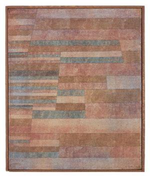 Paul Klee, Terrasser, 1929. Moderna Museet