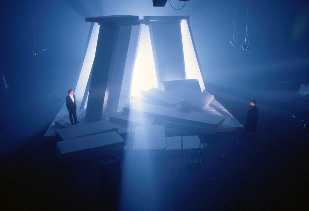 Erik Joung og Jørgen Blitzner, Tempel, 1994.