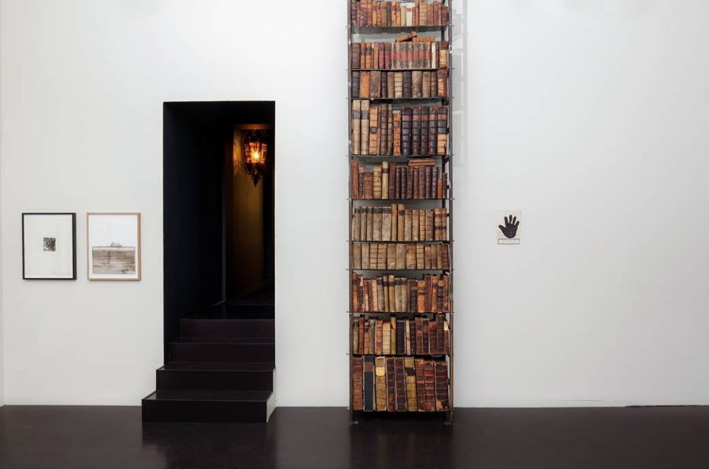 Kjell Torriset, Installasjonsfoto, Willas contemporary