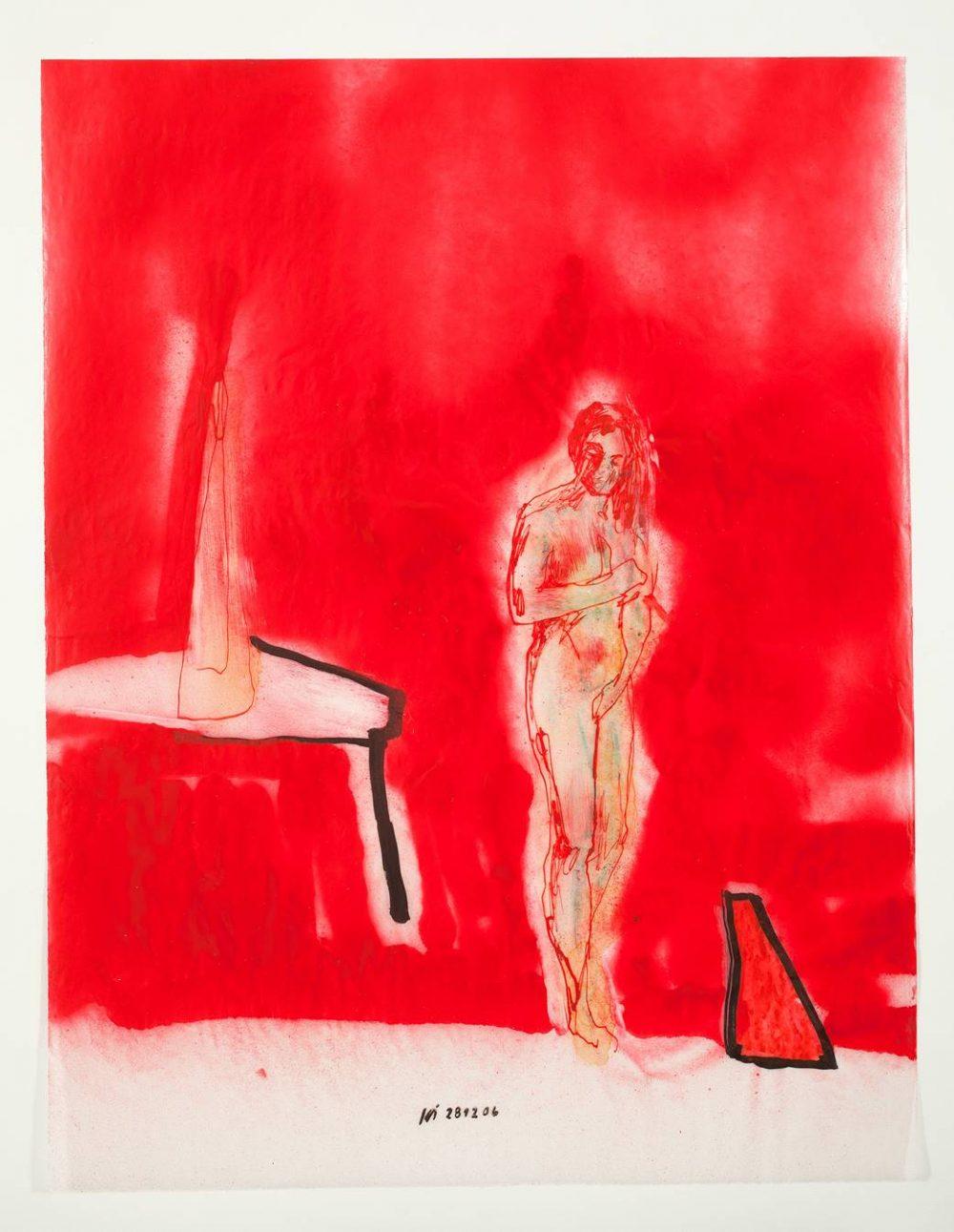 For Kjell Torriset er tegningen den direkte forbindelsen fra kroppens erfaringer via hjernen til kunstverket. Til utstillingen i Willas contemporary hadde han valgt fra et arkiv på mange tusen tegninger.