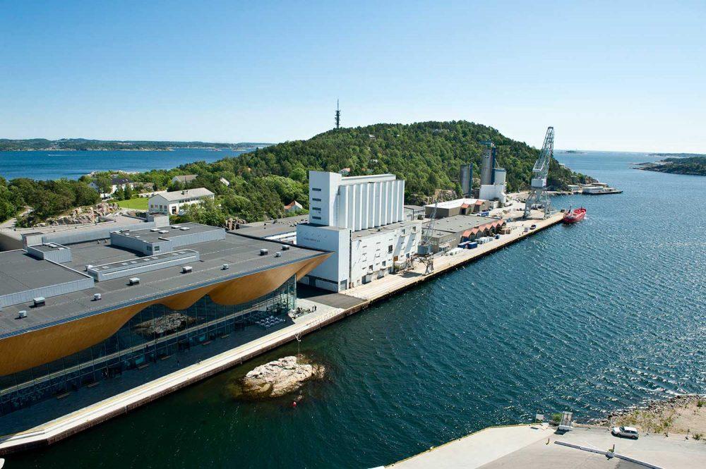 Kristiansand. Foto: Kanalbyen / Kjell Inge Søreide