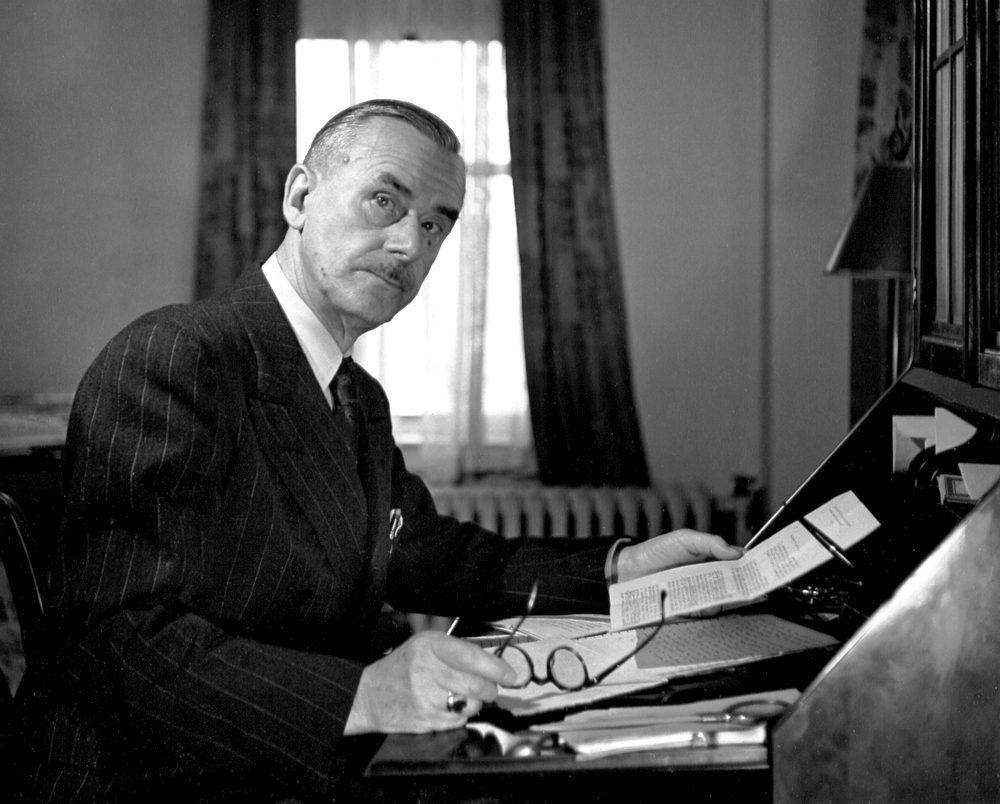 Den tyske forfatteren Thomas Mann var en  lidenskapelig  musikk og kunstkjenner.