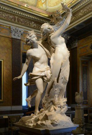 Gian Lorenzo Bernini, Apollo og Daphne (1622-25)